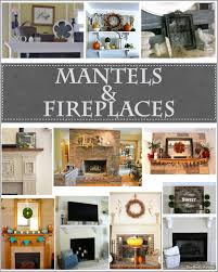 mantels and fireplaces country design