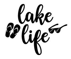 Lake Life Vinyl Decal Car Decal Tumbler Yeti Etsy Car Decals Vinyl Lake Life Quotes Vinyl Sticker Design