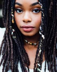 Angel Johnson (@anjel.face) • Instagram photos and videos   Beautiful  dreadlocks, Most beautiful black women, Natural hair styles