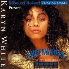 Superwoman - Lyrics and Music by Karyn White arranged by MwH_Hime