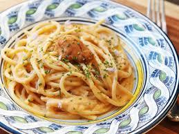 Creamy Sea Urchin (Uni) Pasta Recipe