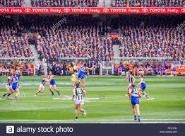 2018 AFL Grand Final at MCG Melbourne ...
