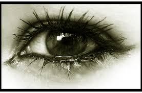 اجمل الصور العيون الحزينة