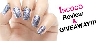 incoco real nail polish appliques