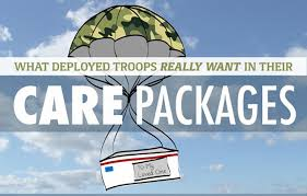 care packages for troops best