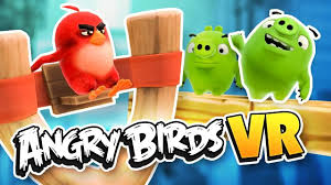An Overview of the Angry Birds VR Game of 2019