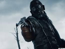 الغاز ملثمون الجندي تنزيل خلفية Hd