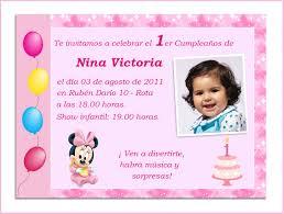 Baby Nina Fiestas El Primer Anito De Nina Fiesta Minnie Bebe