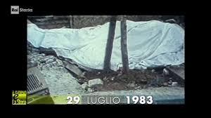 1/** (anniversari-morte 1983) 29 luglio Palermo: omicidio mafioso ...
