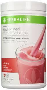 formula 1 nutritional shake mix wild