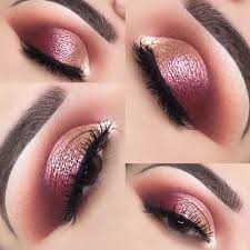 39 top rose gold makeup ideas to look