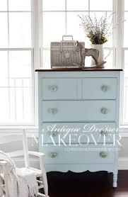 25 antique dresser makeover