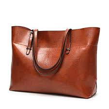 brown leather tote bag co uk