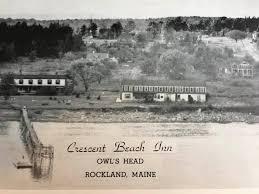 Owls Head, Maine History - Photo shared by Cindy Estabrook Leonard |  Facebook
