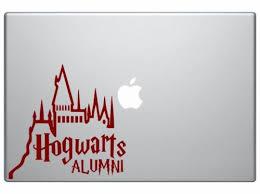Home Garden Hogwarts Alumni Castle 6 Car Truck Vinyl Decal Art Wall Sticker 6 Color Decor Decals Stickers Vinyl Art