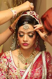indian bridal makeup artists and trends