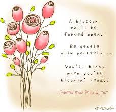 bloom quote via facebook com princesssassypantsco bloom quotes