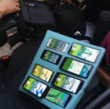 Police catch Washington state driver playing Pokemon Go on 8 ...