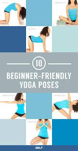 yoga poses for beginners self