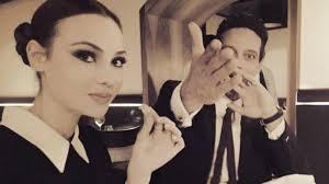 La fidanzata di Garko, Adua Del Vesco attacca una