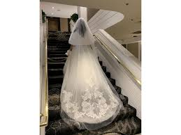 Carolina Herrera 'Adeline' size 12 used wedding dress - Nearly Newlywed