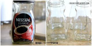 remove labels from jars like a chemist