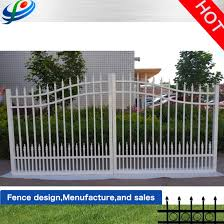 Aluminum Fence And Gates Modern Fence Gate Design China Gates And Fence Gate Price Made In China Com