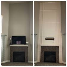 fireplace surround in menomonee falls