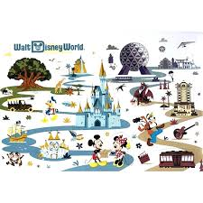 Disney World Stickers Day Walt Car Toqueglamour
