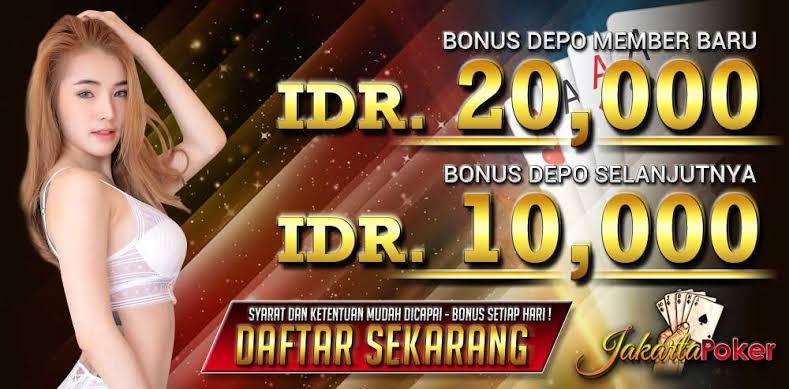 Jakartapoker Situs IDN Poker Online Uang Asli