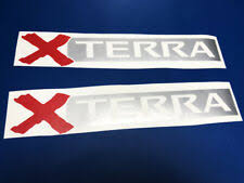 Racing Decals Stickers For Nissan Xterra For Sale Ebay
