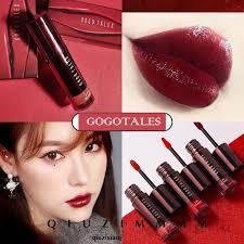 gogo tales lipstick matte lip glaze