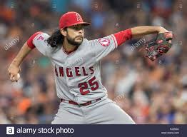 Houston, Texas, USA. 2nd Sep, 2018. Los Angeles Angels relief ...