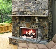 outdoor fireplaces patio fireplaces