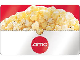 amc theatre gift card 10 gift card
