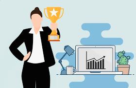 图片素材: 商业, 成功, 质量, 奖, 胜利, 工作, 公司, 笔记本电脑, 女人 ...