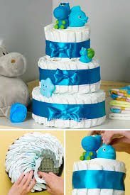 easy diy baby shower ideas for boys