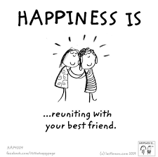 happiness is friends quotes