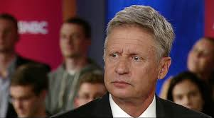 Presidential Candidate Gary Johnson High on Everything But Polls