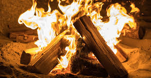 how to build a fire tips for
