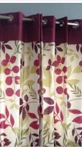 curtains dunelm jakarta plum in