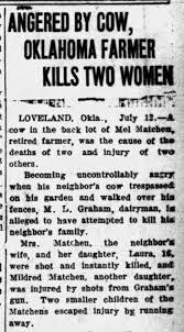 Myrtle Parker Matchen and children murder - Newspapers.com