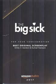 Big Sick (Screenplay): Emily V. Gordon ...