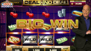 deal or no deal slots play now at gsn