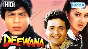 Deewana(HD) - Shahrukh Khan - Rishi Kapoor - Divya Bharti - Amrish ...