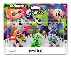Splatoon Series, Nintendo amiibo ...