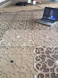 concrete floor design ideas home