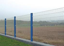 Galvanized Garden Mesh Fencing Panel 2 X 2 Welded Wire Mesh Panels