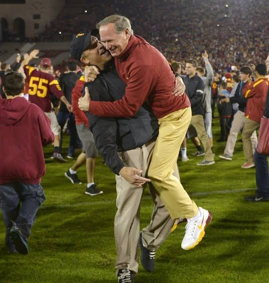 """Image result for Usc Athletic Director Pat Haden Says Nfl Needs To Step In To Prevent Collegiate Athletes' Relationships With Agents"""""""