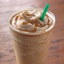 caramel frappuccino light starbucks